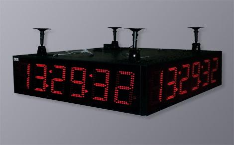 DSA-62470-4 Quad Clock