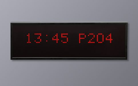 Multi LED Display -24 Hour Time and Julian Date
